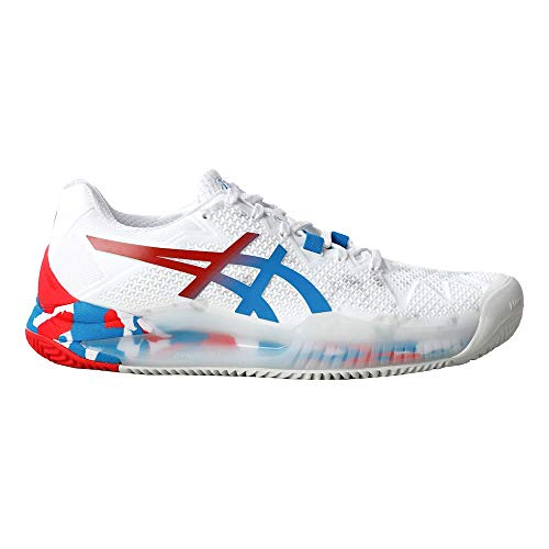 ASICS Chaussures Femme Gel-Resolution 8 Clay L.E.: Amazon.es ...