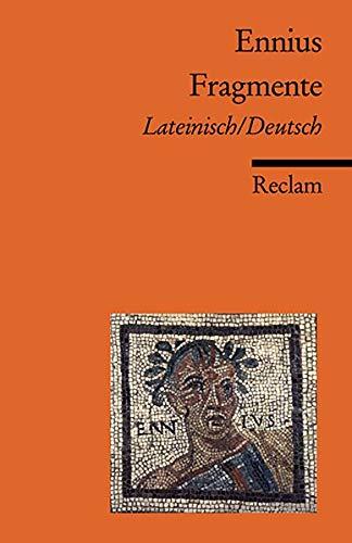 Fragmente: Lat. /Dt. (Reclams Universal-Bibliothek)