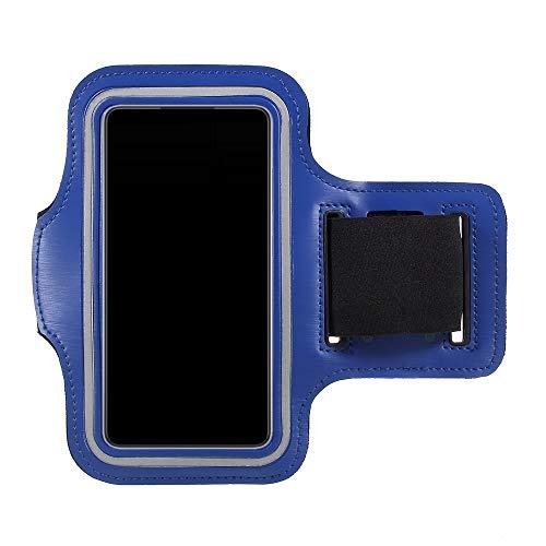 Cover kingz Apple iPhone 7 – Brazalete deportivo para iPhone 8 Colores Diferentes móvil Jogging de pulsera con compartimento para llaves de unidad móvil de funda Case de running Home Button