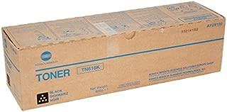 Konica Minolta Konica Minolta Tn616k Toner Cartridge - Black - Laser - 41500 Page - Oem