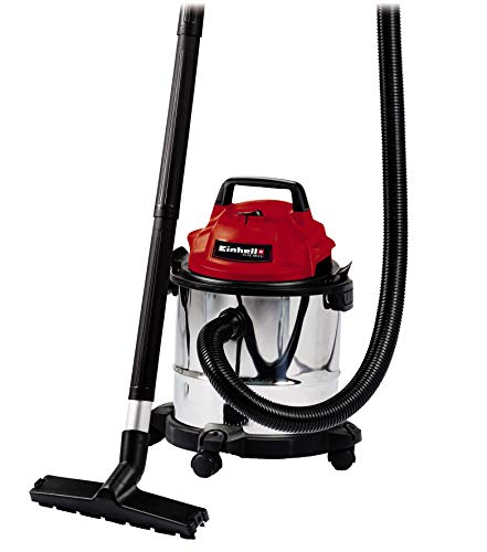 Einhell 2342370 TC-VC1812S 12 Litre Wet Dry Site Vacuum Cleaner 240v,...
