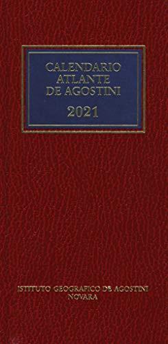 Calendario atlante De Agostini 2021. Con applicazione online