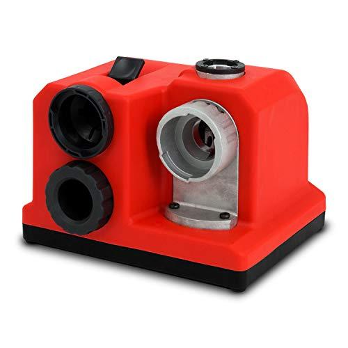 EBERTH 85 Watt Affilatrice per Punte da Trapano (3-13 mm Punte, Mandrino rimovibile, Mola diamantata, Camma integrata)
