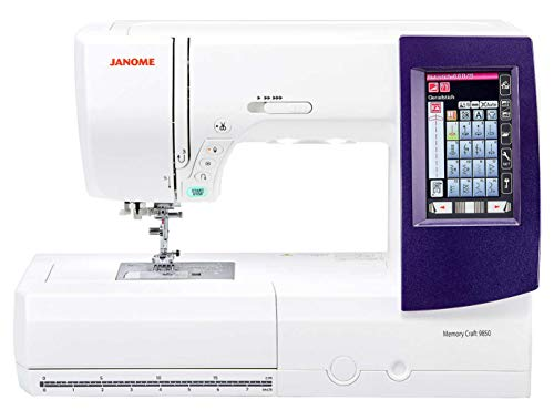 Janome Horizon Memory Craft 9850