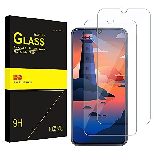 Bodyguard Panzerglas Schutzfolie für Samsung Galaxy A40, HD Panzerglasfolie für Galaxy A40, Anti-Scratch, Anti-Fingerabdruck, Fallfreundlich Displayschutzfolie für Samsung A40, 2 Stück