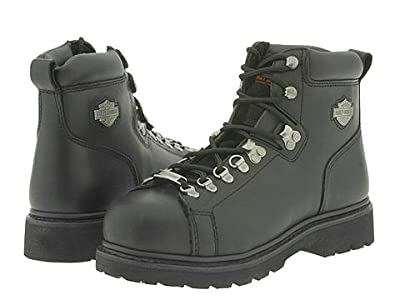 Harley-Davidson Dipstick 6 Steel Toe (Black) Men
