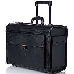 powerful Alpine Switzerland 17inch Laptop Briefcase On Wheel Attorney Attorney Attache Case Legal Size