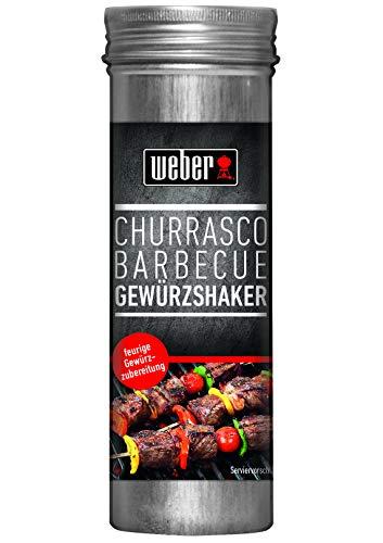 Weber Churrasco BBQ Gewürzshaker, 90 g