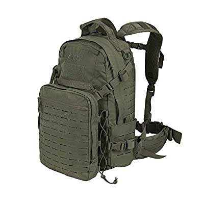 Direct Action Ghost Mk II Tactical Backpack Olive Green 31 Liter Capacity