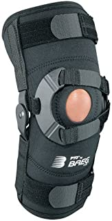Breg PTO Neoprene Soft Knee Brace with Open Back (X-Large Left)