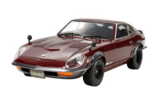 Tamiya 300012051 - Modellino di Nissan Fairlady 240ZG Street Custom da Costruire, in Scala 1:12