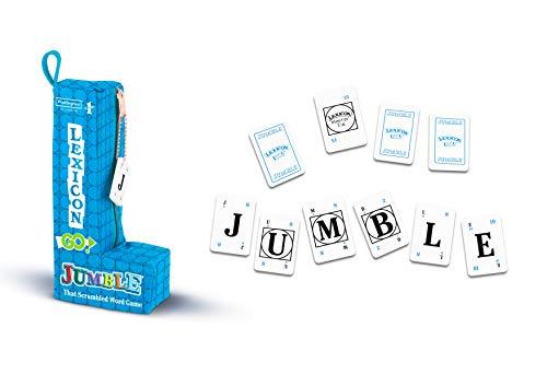 Jumble Lexicon-Go! Word Game Now $5.86