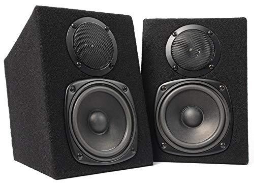 Skytec DJ Monitor - Altavoces (DJ, De 2 vías, Piso, Mesa/estante, 100...