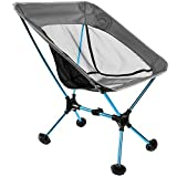 Terralite Portable Camp Chair. Perfect for Camping, Beach, Backpacking...