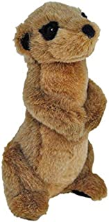 Elka Australia 8803-22 Meerkat Soft Plush Toy, 22 Centimeters