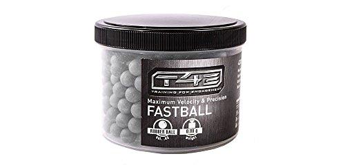 Fastballs Cal.43 grau 430Stck in Schraubdose T4E