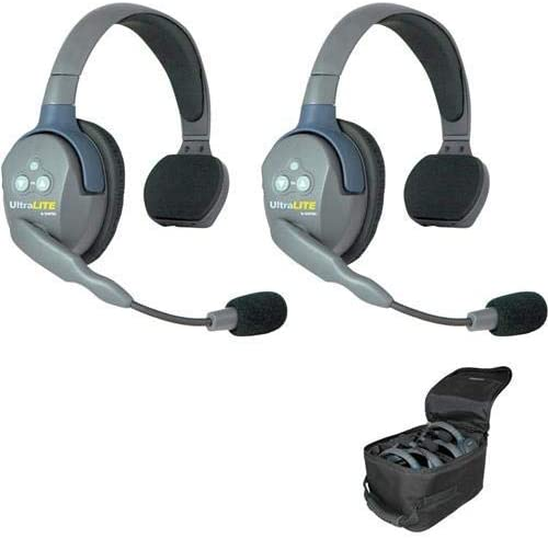 new arrival EARTEC UL2S Ultralite 2-Person System, Includes Single-Ear Master discount Headset online and Single-Ear Remote Headset outlet sale