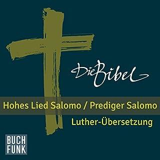 Die Bibel - Hohes Lied Salomo / Prediger Salomo Titelbild
