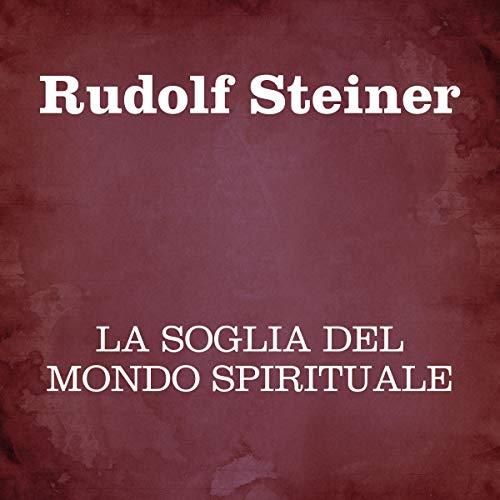 La soglia del mondo spirituale copertina