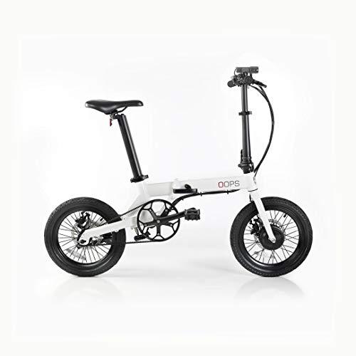 Bicicleta Eléctrica Plegable FUN Bike Oops