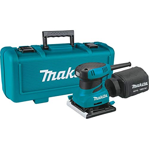 Makita BO4556K Lijadora Orbital 112X102Mm