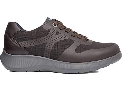 Callaghan 16600 Walker Zapato Hombre cordón Marron 40 EU
