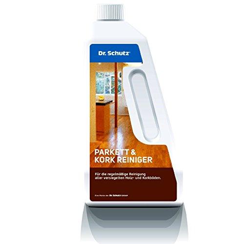 Dr. Schutz Parkett und Kork Reiniger 750 ml