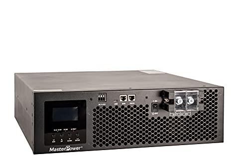 Master U-Power Inversor Cargador Hibrido X-Rack 3000W 24V MPPT 60Ah Bluetooh Paralelizable 1500w en Paneles