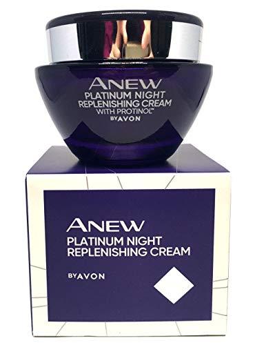 Avon Anew Platinum Crema Reparadora de Noche
