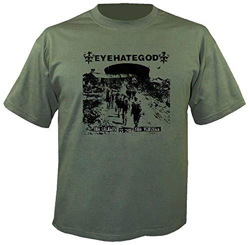 EYEHATEGOD - New Orleans is The New Vietnam - T-Shirt Größe S
