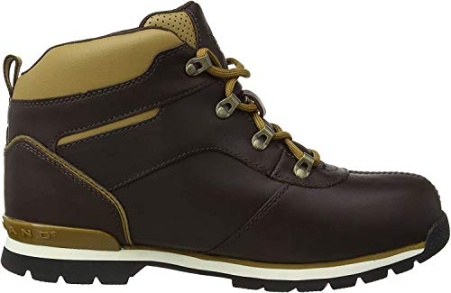Timberland Jungen Splitrock 2 Sneaker, Braun (Dark Brown), 30.5 EU