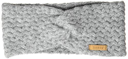 Barts Jungen Rozamond Headband Stirnband, Grau (Heather Grey 0002), 53/55 (Herstellergröße: 53-55)