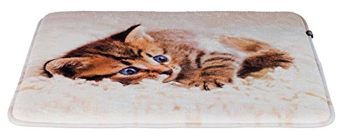 Trixie 37127 Liegematte Tilly, 50 × 40 cm, beige