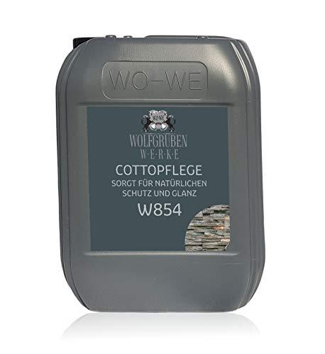 Cottoreiniger Wo-We W854 Steinboden Pflege Reiniger Pflegemilch 5L
