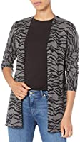 Amazon Essentials Women's Lightweight Open-Front Cardigan Sweater