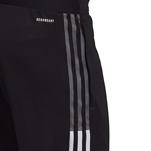 adidas GH7306 TIRO21 TR PNT Sport Trousers Mens Black L