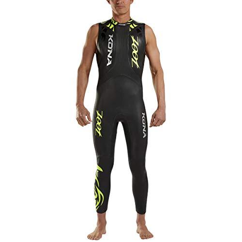 Zoot Men's Sleeveless Triathlon Wetsuit (Kona, Medium)