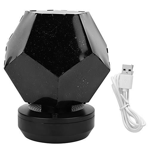 MOUMOUTEN Lámpara de proyección Estrellada, Proyector de Planeta para decoración de Fiestas de Bar en casa