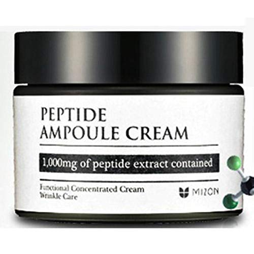 Tyro MIZON Peptide - Lampadina cream 50 ml Skin Care Anti Wrinkle Moisturizing Face Cream Nourishing Firming Facial Cream Korea Cosmetic