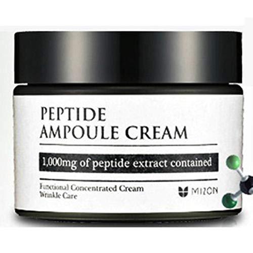 Tyro Mizon - Bombilla de péptide 50 ml para cuidado de la piel, antirozaduras, crema facial
