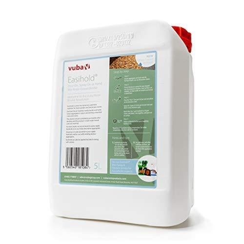Vuba Easihold Resin Gravel Binder (5 Litre Jerry)