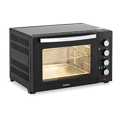 Bredeco BCMO-38L Mini-oven - 1600 W - 38 L - 4 programma's