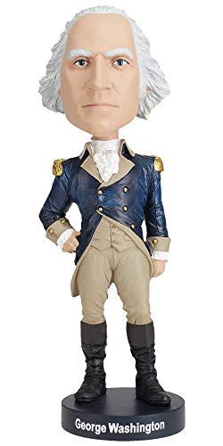 Royal Bobbles - Bobble Head George Washington