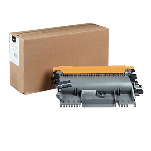 Amazon Basics Remanufactured High-Yield Toner Cartridge, Replacement for Brother TN450 - Black