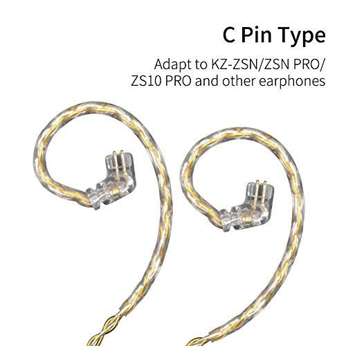 potente comercial auriculares kz zs10 pequeña