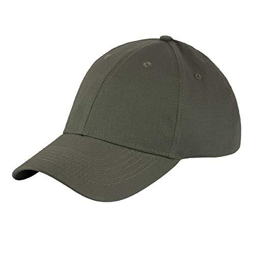 M-Tac Tactical Baseball Cap - Low Profile Hats for Men Ripstop Ball Cap (Dark Olive, XL)