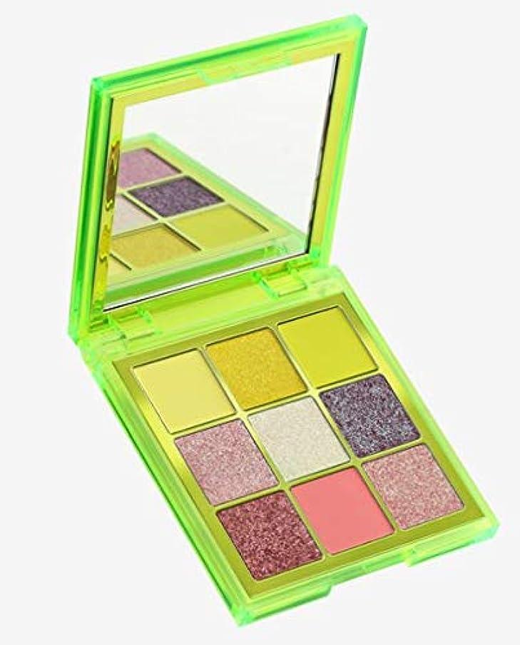 前進分類する専門化するHudabeauty Neon Obsessions Palette アイシャドウパレット (Neon Orange)