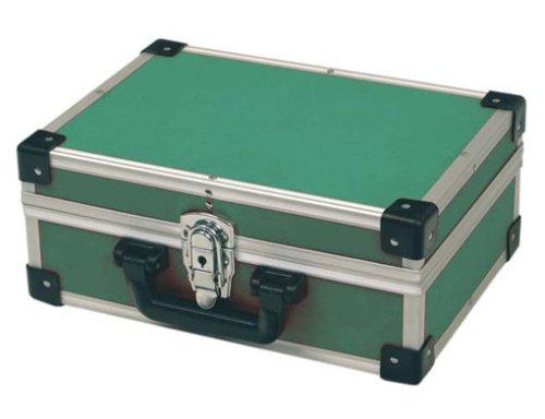 Ironside Alu-Werkzeugkoffer, grün