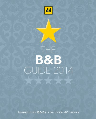 AA Bed & Breakfast Guide 2014 Aa Lifestyle Guides