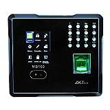 ZKTeco Reloj Checador MB160 / Reconocimiento Facial/Acceso por Password y Huella